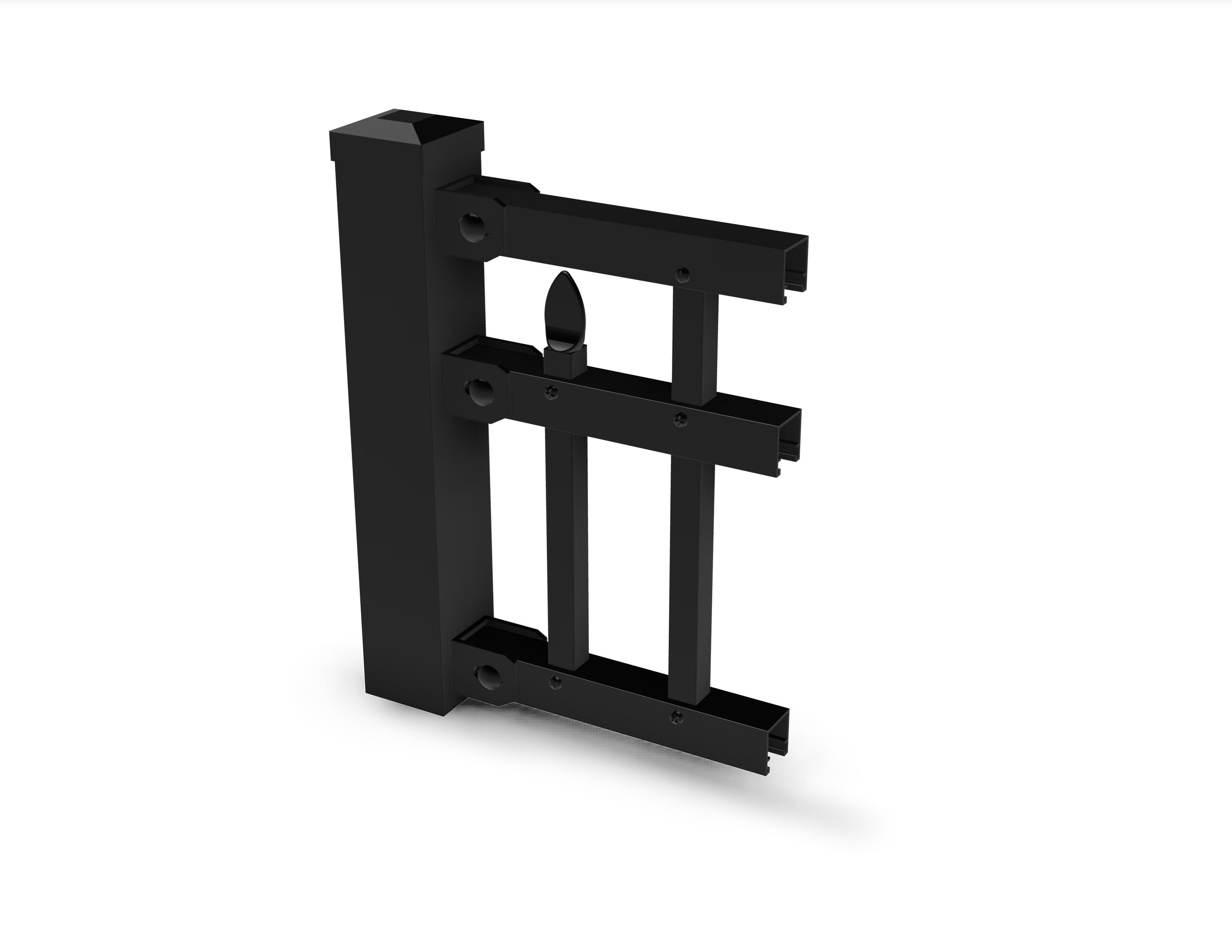 Handy Andy/Slim Jim Aluminum Sample Kit