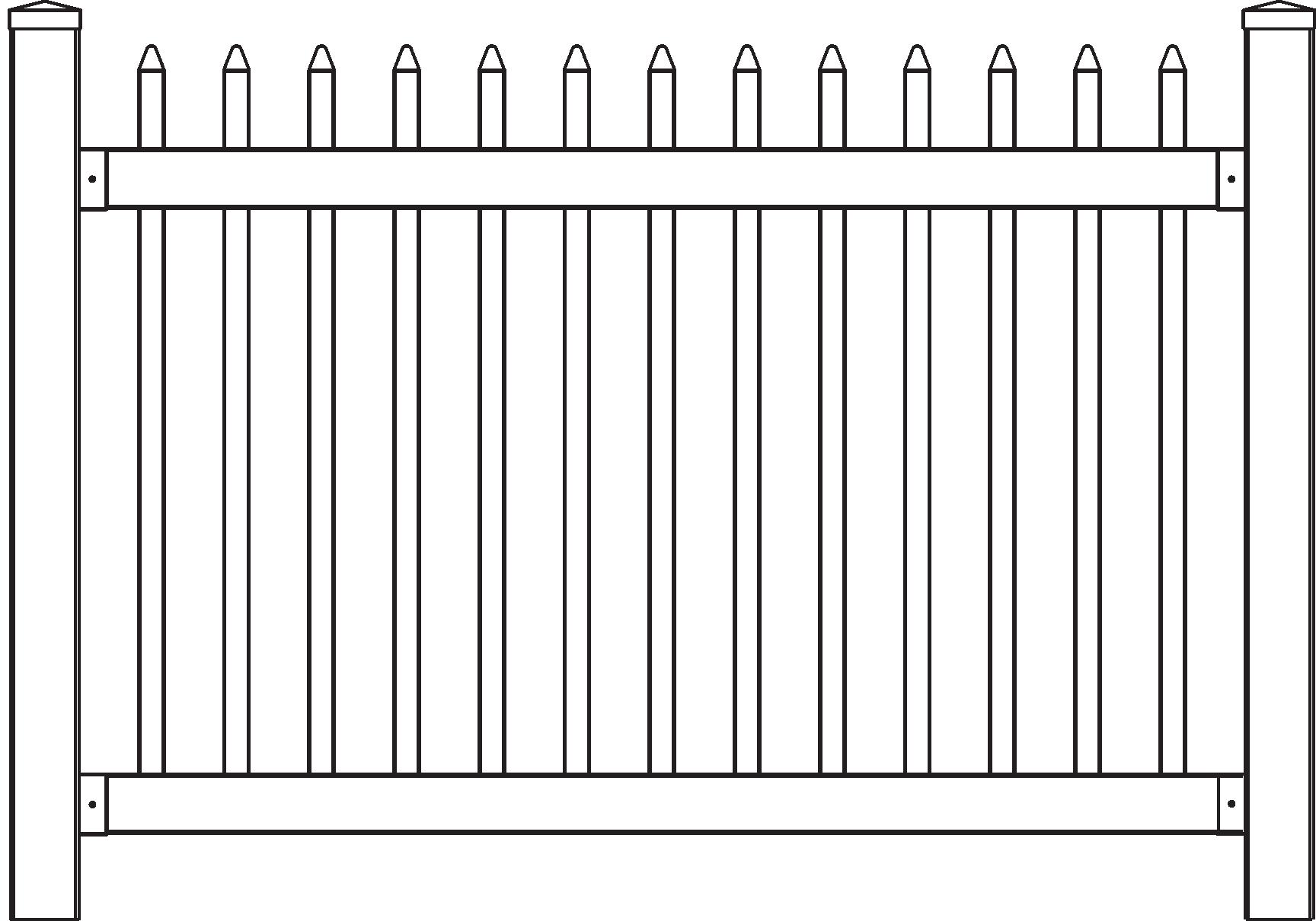 Nantucket Line Drawings